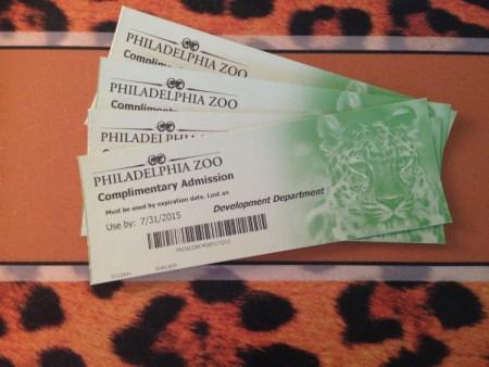 philadelphia zoo tickets