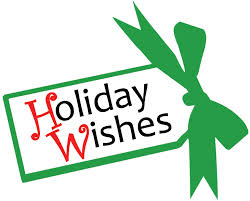 holiday wish sign